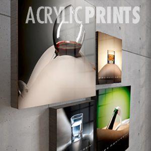 acrylic photography prints