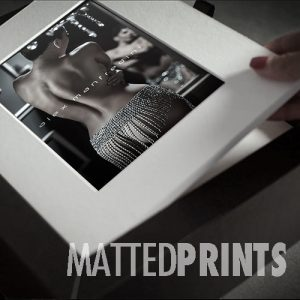 print products miami photographer matted prints